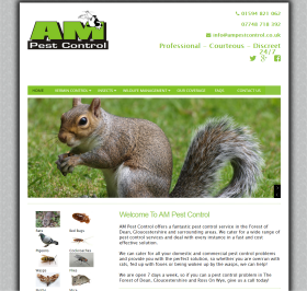 pest control forest of dean
